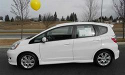 $16,995 Used 2010 Honda Fit 5dr HB Auto Sport Hatchback,