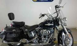 $16,997 Used 2009 Harley-Davidson FLSTCI for sale.