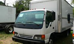 16' Box Truck, 2001 GMC W4500 with 169K miles