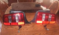 $170 2010 Style Mustang Tail Lights With Sequential Wiring