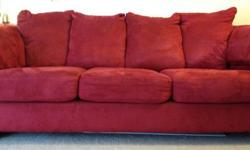 $170 OBO Sofa and Loveseat Set