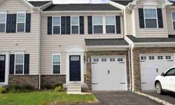1717 Lisa CT Hatfield Three BR, Brand new!! This townhouse