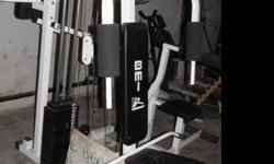 $175 OBO BMI Universal Home Gym Set Model 9850