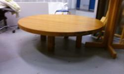 $175 OBO Butcher Block Coffee Table