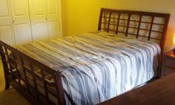 $175 OBO Complete Ashley Furniture Bedroom Set for Sale