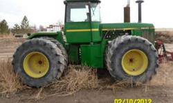 $17,000 1982 John Deere 8640 for sale by Private Seller