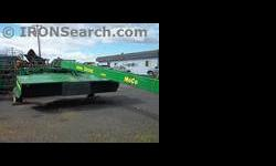 $17,000 2005 John Deere 946 Mower Conditioner