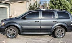 $17,000 2008 Dodge Durango Limited