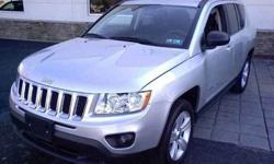 $17,398 2011 Jeep Compass Sport SUV 4D