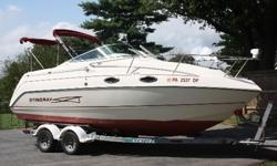 $17,500 1998 Stingray 240 CS