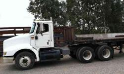 $17,750 Used 2002 International 9100 for sale.