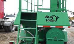 $17,900 2007 Easy Lawn Hydro Seeder