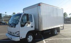 $17,900 2007 Isuzu NPR HD Straight - Box Truck