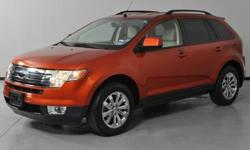 $17,940 2007 Ford Edge SEL PLUS