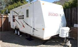 $17,950 2008 Rockwood Roo 23RS ? New Condition