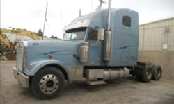$17,995 Used 1999 Freightliner Classic Sleeper for sale.