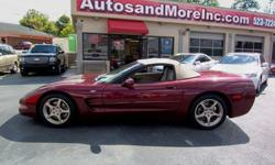 $17,997 2003 Chevrolet Corvette 50th Anniversary Edition