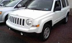$17,998 2011 Jeep Patriot Sport Utility 4D