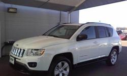 $17,999 2011 Jeep Compass Sport SUV 4D