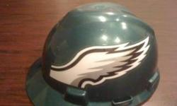 $17 Eagles, NY Giants & NY Jets - NEW Plastic Helmets - 22