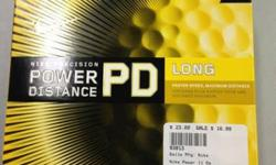 $17 Nike Precision Power Distance PD Long Golf Balls