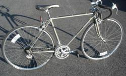 $180 Vintage road bikes, various sizes & prices