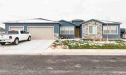 1811 N 3400 W Cedar City Six BR, Gorgeous, like new home in