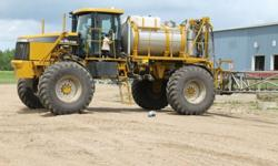$188,000 2009 Rogator 1084 Sprayer