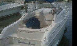 $18,000 1995 26' chris craft crown with trailer