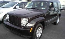 $18,283 2012 Jeep Liberty Sport SUV 4D
