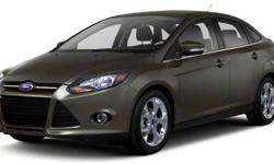 $18,385 2013 Ford Focus S