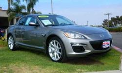 $18,498 2009 Mazda RX-8 Grand Touring Coupe 4D