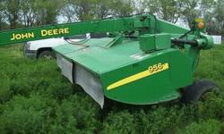 $18,500 2002 John Deere 956 Mower Conditioner