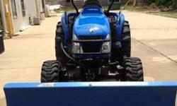 $18,500 2005 New Holland TC35DA