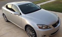 $18,500 2006 Lexus IS350