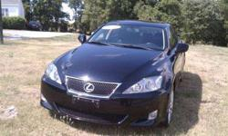 $18,500 2008 Lexus IS 250
