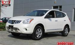 $18,500 2011 Nissan Rogue S AWD