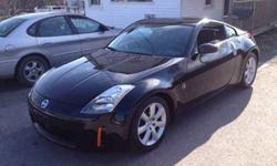 $18,500 Used 2005 Nissan 350Z for sale.