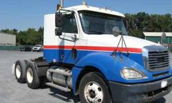 $18,750 Used 2005 Freightliner columbia for sale.