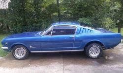 $18,900 OBO 1966 Ford Mustang Fastback 2+2