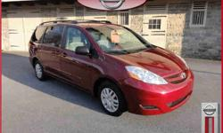 $18,964 2009 Toyota Sienna LE