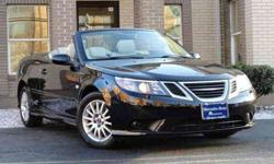 $18,995 Used 2008 Saab 9-3 2.0T CONVERTIBLE, 36,071 miles
