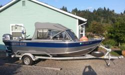 18' North River Seahawk