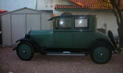 1924 Dodge Brothers Doctor Coupe -Delivery Worldwide Free