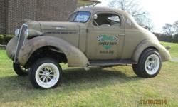 !!!~~~1936 Willys DICATOR~~~