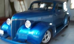 1939 Chevrolet Deluxe Street Rod Free Delivery