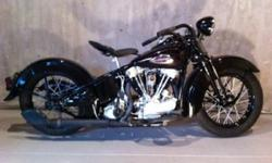 1940 Harley-Davidson Touring El Knucklehead with shipping