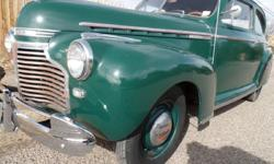 1941 Chevrolet Master Deluxe 2-door Coupe Delivery Free