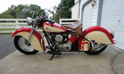 1946 Indian Chief xfhxfhv