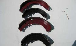 1947=66 Studebaker Brake Shoes